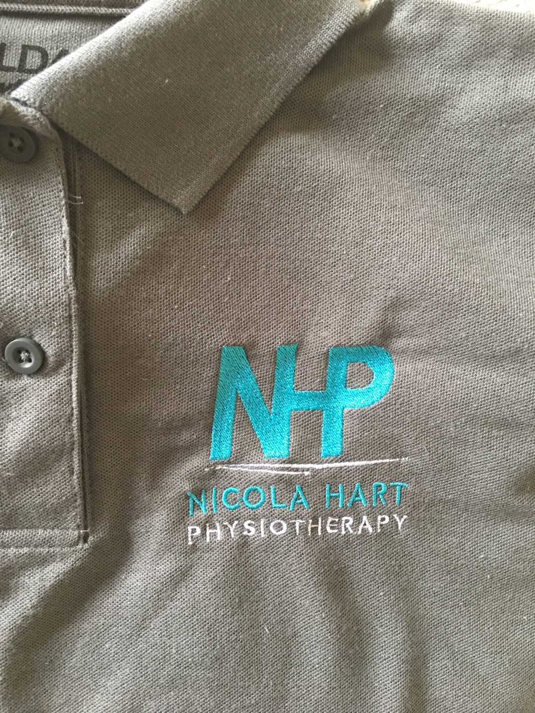 NP Physiotherapy Embroidery Essex