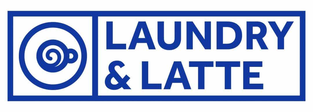 Laundry & Latte - branding logo design