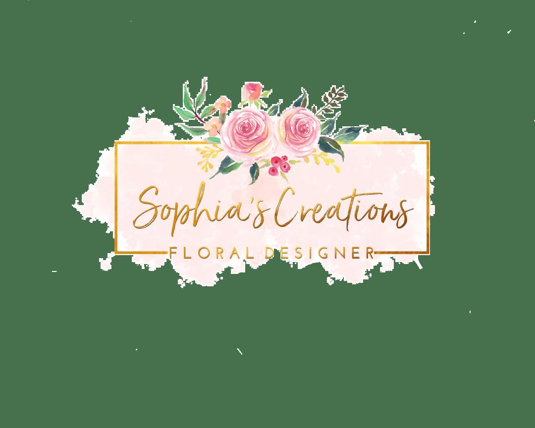 Sophia's Creations Branding and Logo Design