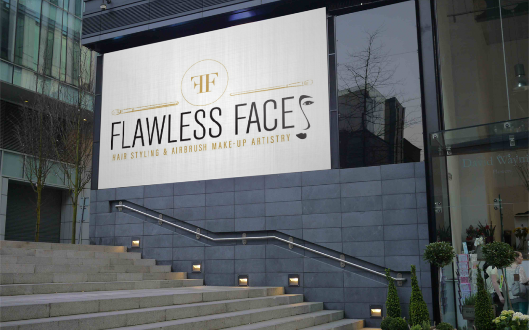 Flawless Faces Logo Design